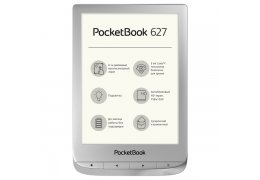 Электронная книга PocketBook 627 серебристый