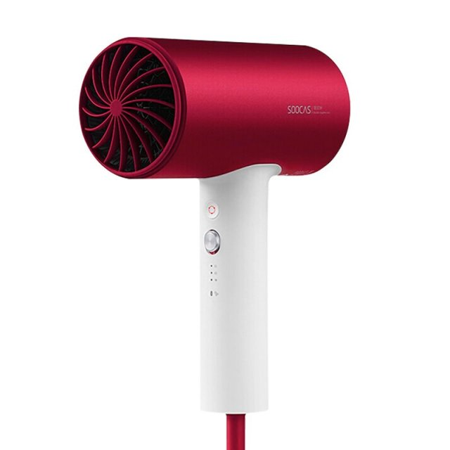 Фен для волос Xiaomi Soocare Anions Hair Dryer Red (CN)