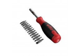Отвертка Xiaomi Wiha 26 in 1 Screwdriver Kit Red Black